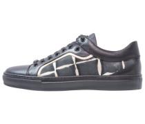 KALE - Sneaker low - black/gold