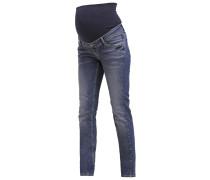 Jeans Straight Leg stone wash