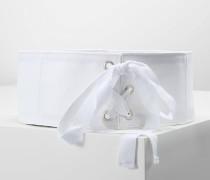 Taillengürtel - white