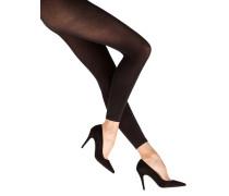 SENSUAL VELVET Leggings Strümpfe black