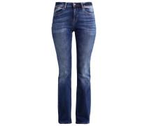 BELLA Jeans Bootcut dark indigo glam