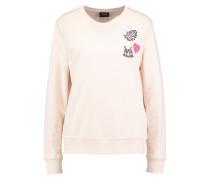 VICRISSY - Sweatshirt - silver peony