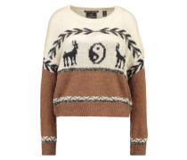 Strickpullover brown