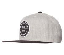 OATH III Cap heather grey