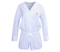 Pyjama light blue