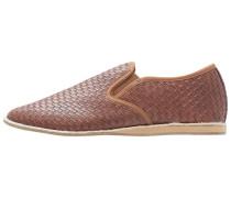 DOMI - Slipper - brown