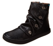 RABBIT Stiefelette black