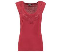 TShirt basic dark red