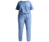 JRRUTA - Jumpsuit - medium blue denim