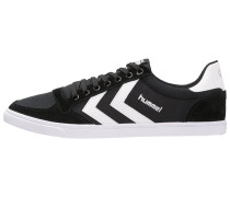 SLIMMER STADIL - Sneaker low - black/white