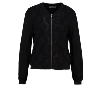 Bomberjacke pitch black