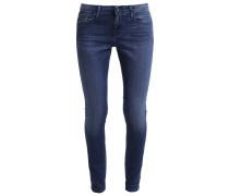 MID RISE SKINNY Jeans Slim Fit satin