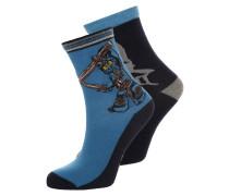 ACE 2 PACK Socken dark navy