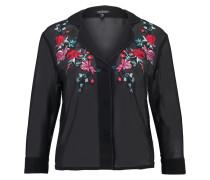 KISSES ON FIRE Nachtwäsche Shirt black