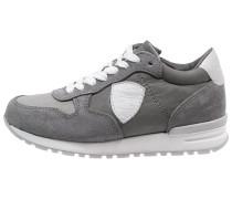 Sneaker low grijs