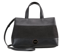 SILYA - Handtasche - black