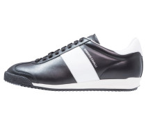 70´S - Sneaker low - black/white