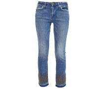 CORA Jeans Straight Leg gypset blue