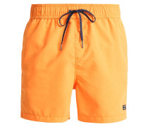 ALL DAY LAYBACK Badeshorts tangerine
