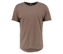 BROOKS - T-Shirt basic - mushroom/mushtoom