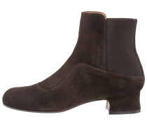 POSTIGET Stiefelette cafe/brown