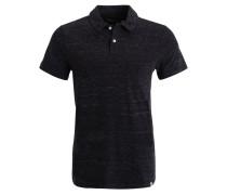 Poloshirt - dark grey melange