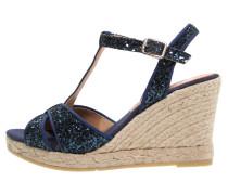 High Heel Sandaletten marino
