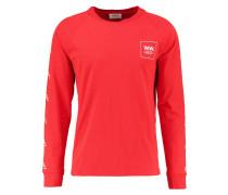 HAN - Langarmshirt - burnt red