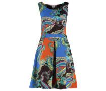 Jerseykleid - multicolor