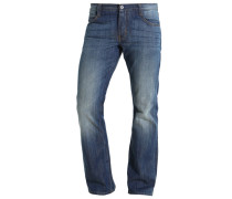 OREGON - Jeans Bootcut - bleached denim