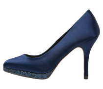 BELERDA Plateaupumps midnight blue