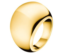 ELLIPSE EXTENSION Ring goldcoloured