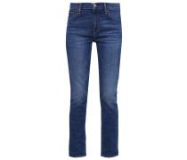 Jeans Straight Leg dark indigo