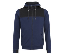BLOCK Fleecejacke ink blue