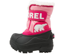 Snowboot / Winterstiefel - coral pink/bright rose