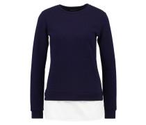POPPER Sweatshirt navy blue