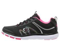 BOLERO Sneaker low schwarz/pink