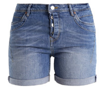 CAJSA - Jeans Shorts - light stone wash denim