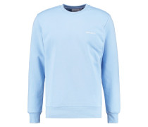 Sweatshirt glacier/white