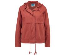 Leichte Jacke dark red
