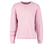 VICTRY CLASSIC FIT Sweatshirt pink