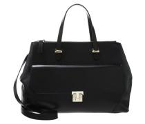 DELUXE Handtasche black
