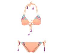 MEMORI - Bikini - candied orange