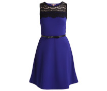 Jerseykleid royal blue