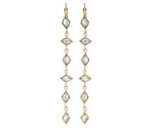 SYLVIE Ohrringe shiny goldcoloured