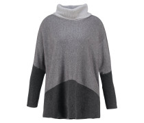 OBTENTION Strickpullover gris