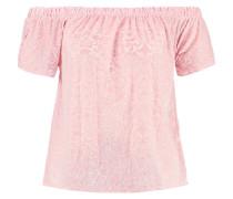 TShirt print light pink