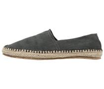 Espadrilles - washed grey
