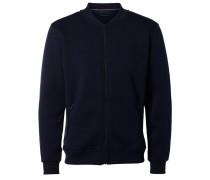 Sweatjacke navy blazer