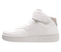Sneaker high white